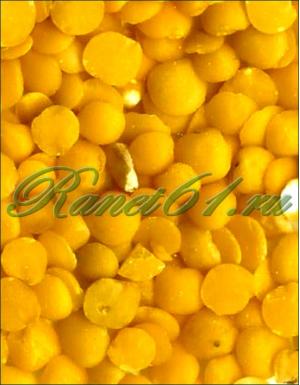 Чечевица желтая (5кг)