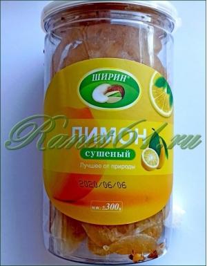 Лимон натур. банка (0,3кг)