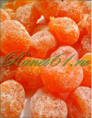 Кумкват мандарин вяленый (1кг)