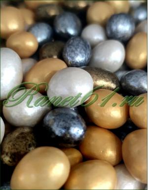 Арахис в белой шоколадной глазури ( 3кг)