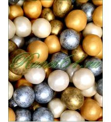Фундук ассорти в белом шоколаде (1кг)
