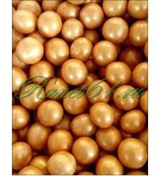 Фундук в белой шоколадной глазури ЗОЛОТО ( 3кг)