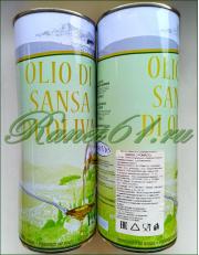 Масло оливковое раф.(1 л)