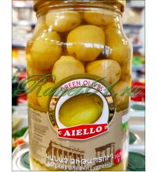 Оливки зеленые с кост. (6х1л)