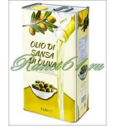 Масло оливковое РАФ. Квадратная (1л)