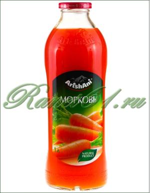 Морковный нектар (8 л)