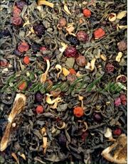 Чай ИМБИРЬ АПЕЛЬСИН черн. (1кг)