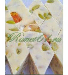 Халва Узбекская сливочная/ шоколадная/фруктовая (0,4кг)