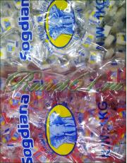 Клубничная конфета Согдиана (1 кг)