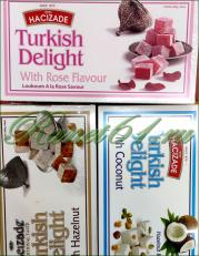 Рахат-Лукум Турция в ассортименте (0,2 кг)
