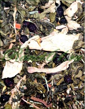 Чай ИМБИРЬ ЛИМОН зел. (1кг)