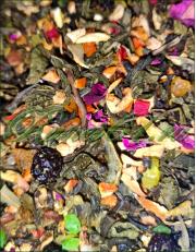 Чай МАНГО-МАРАКУЙЯ зел. (1кг)