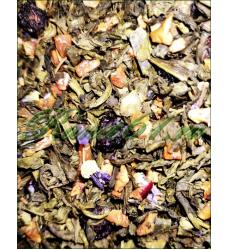 Чай МАНГОВЫЙ РАЙ зел. (1кг)